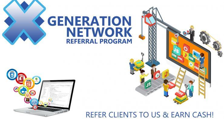 XGeneration Network Referral Program
